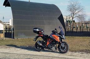 KTM 1290 Super Duke GT Umbau anzeigen