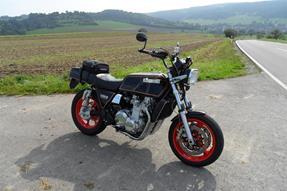 Kawasaki Z 1300 Umbau anzeigen