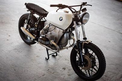 Gebrauchtmotorrad BMW R 100 RS