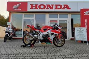 Honda CBR1000RR Fireblade SP Umbau anzeigen