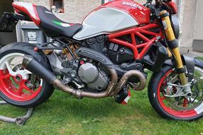 Ducati Monster 1200 S Umbau anzeigen
