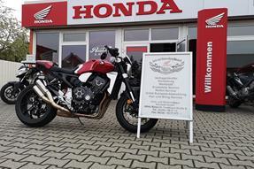 Honda CB 1000 R Umbau anzeigen