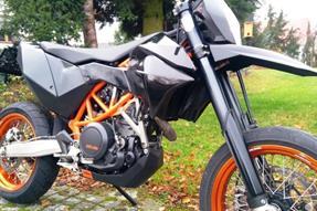 KTM 690 Enduro R Umbau anzeigen