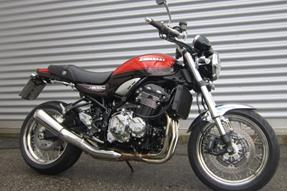 Kawasaki Z900RS Umbau anzeigen