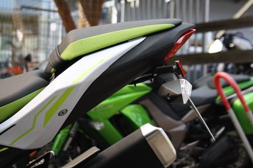 UMBAUTEN Kawasaki Z125