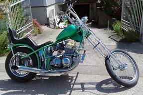 Honda CB 750 Umbau anzeigen