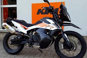 KTM 790 Adventure Umbau anzeigen