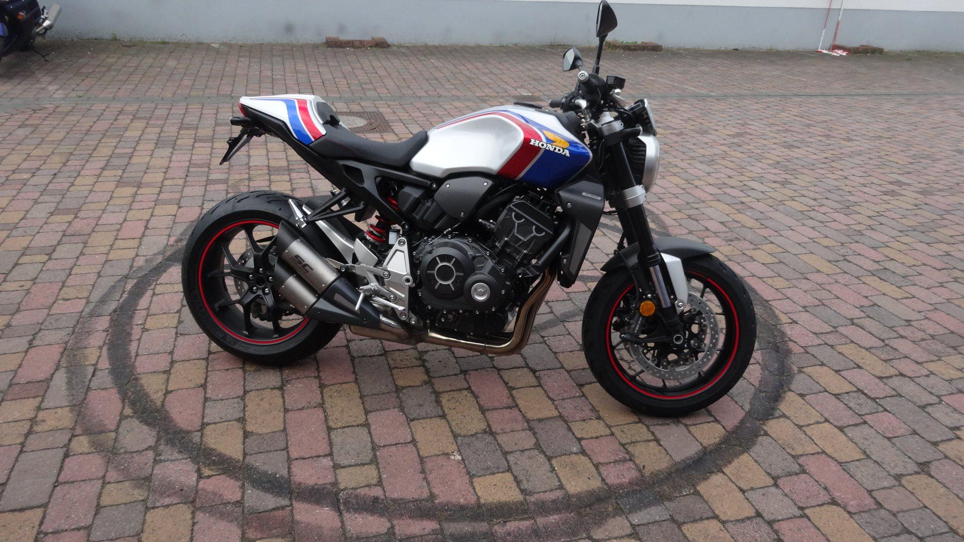 Details zum Custom-Bike Honda CB 1000 R des Händlers Biker