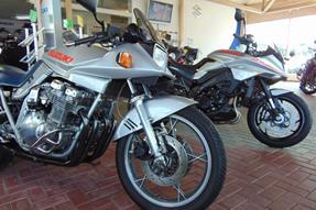 Suzuki GSX 750 S Katana Umbau anzeigen