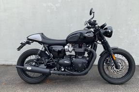 Triumph Bonneville T120 Black Umbau anzeigen