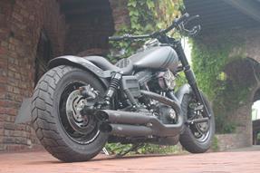 Harley-Davidson Dyna Fat Bob FXDF Umbau anzeigen