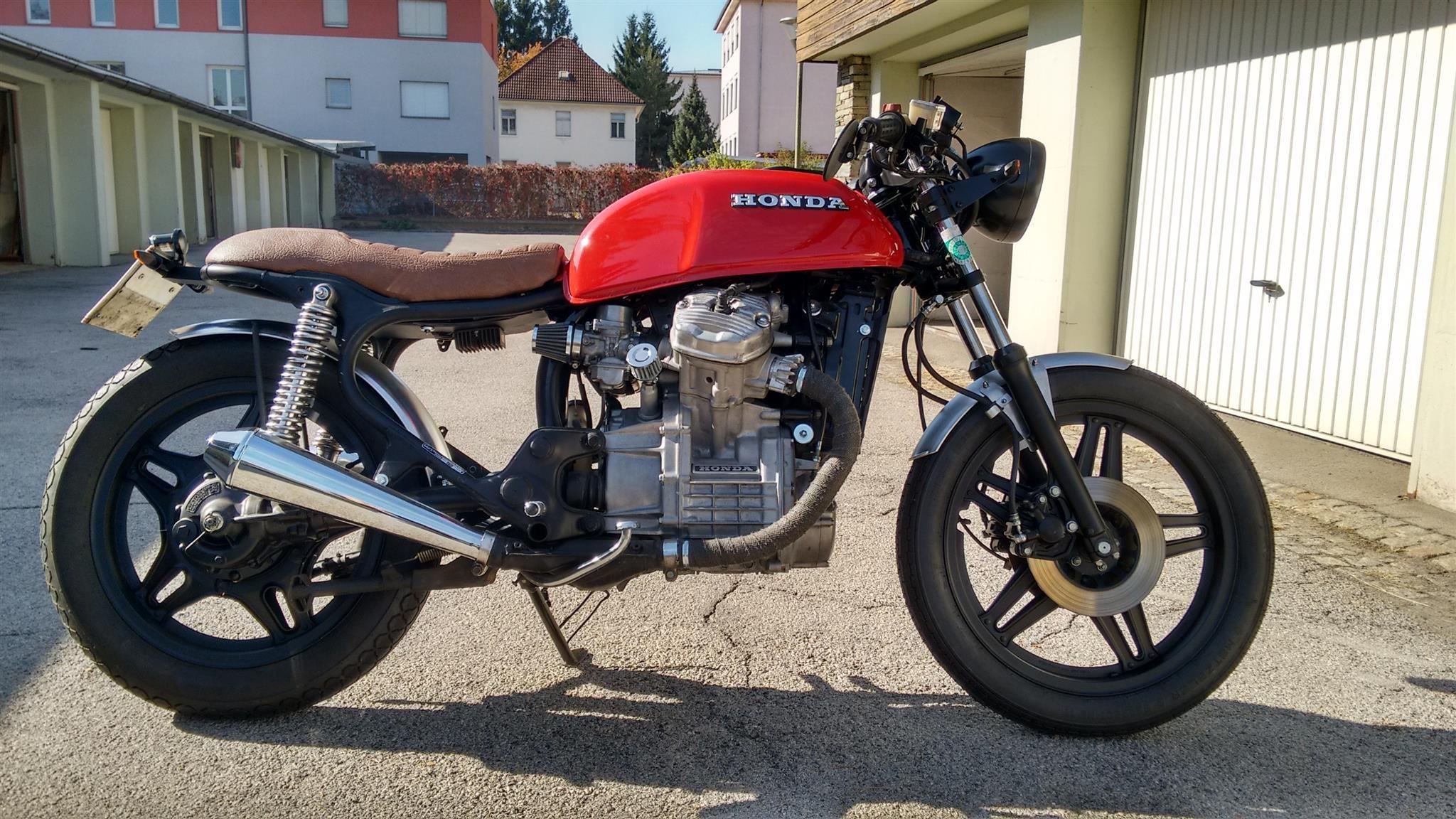 Honda cx 500 MK motorcycles | Motorrad bilder, Cx 500