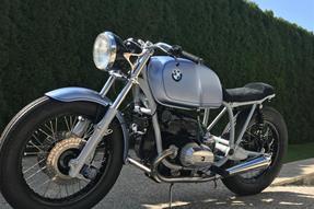 BMW R 100 RS Umbau anzeigen