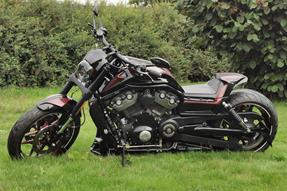 Harley-Davidson Night Rod Special VRSCDX Umbau anzeigen