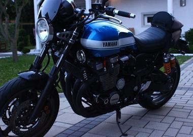 Gebrauchtmotorrad Yamaha XJR 1300