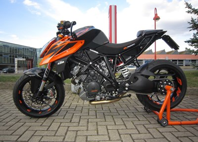 Kessler Umbau KTM 1290 Super Duke R