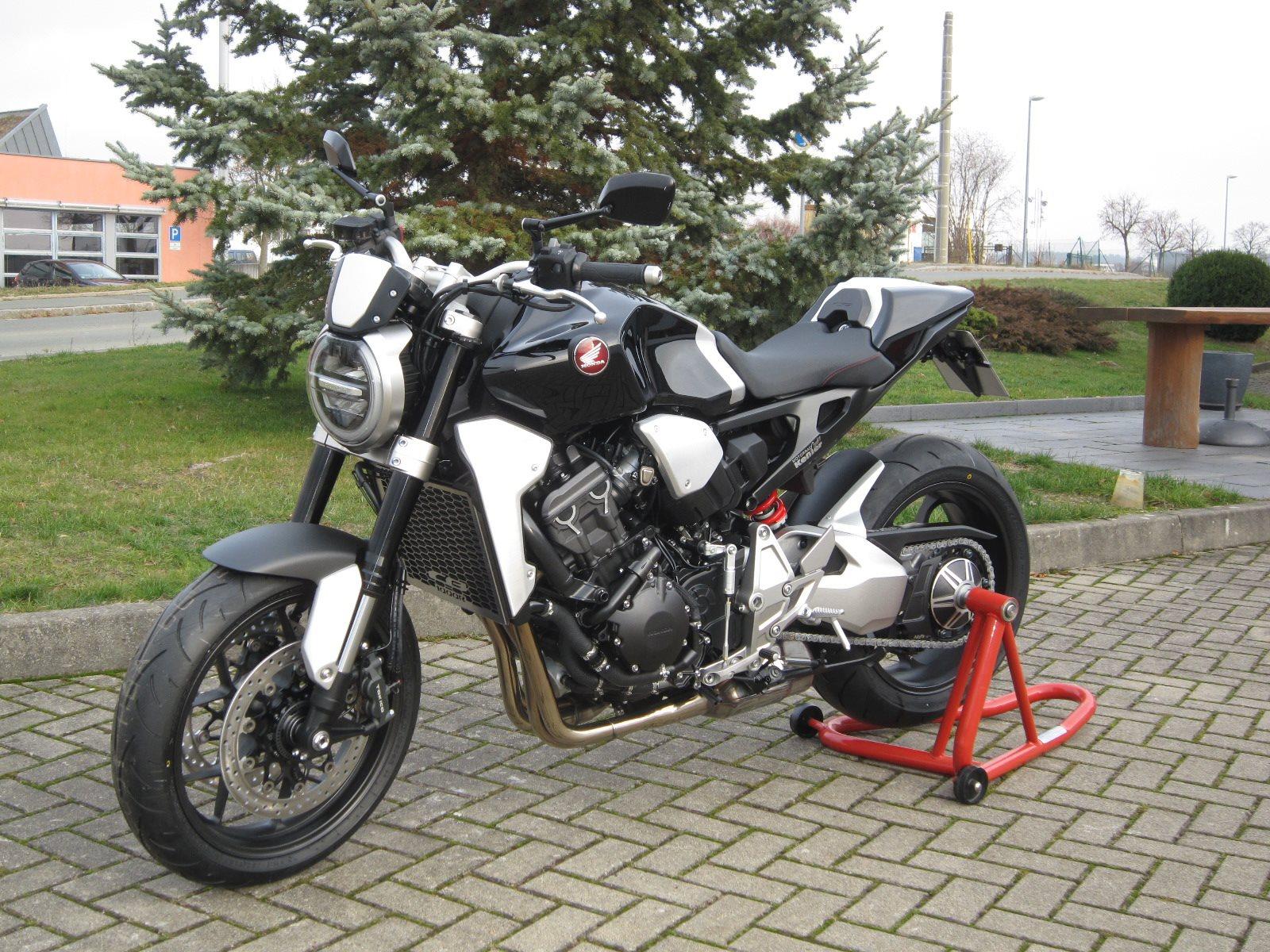 Umgebautes Motorrad Honda CB 1000 R von Motorradtechnik