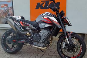KTM 790 Duke Umbau anzeigen