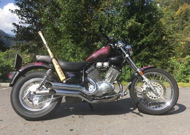 Gebrauchtmotorrad Yamaha XV 535 Virago