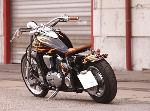 Kawasaki Vulcan 900 Custom