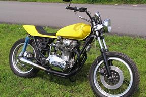 Yamaha XS 650 Umbau anzeigen