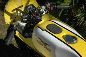 Moto Guzzi Le Mans III Umbau anzeigen