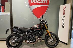 Ducati Scrambler 1100 Sport Umbau anzeigen