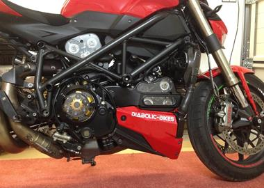 Gebrauchtmotorrad Ducati Streetfighter