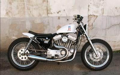 Harley-Davidson Softail Low Rider FXLR