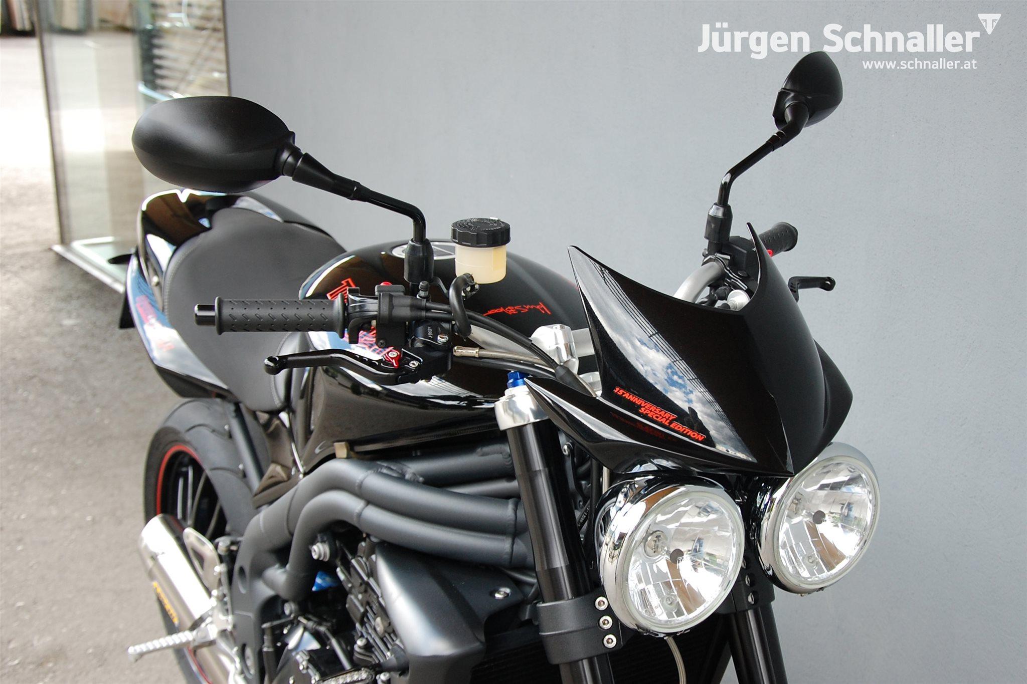 Details Zum Custom Bike Triumph Speed Triple 1050 Des Händlers