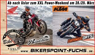 Motorrad Termin Honda Roadshow XXL 2020