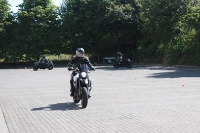 Motorrad Termin Sicherheitstraining