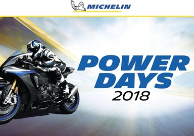 Motorrad Termin Michelin Power Days!