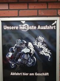 Motorrad Termin Zur Kartbahn Waldow