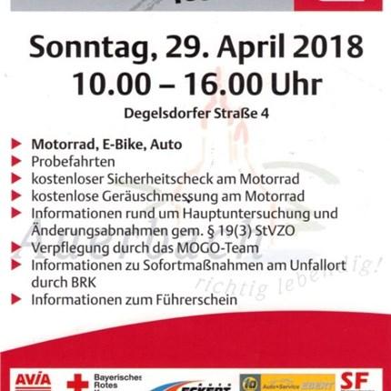 Auerbacher Testival2018 hier könnt Ihre  alle KTM Modelle 2018 Testen ......
