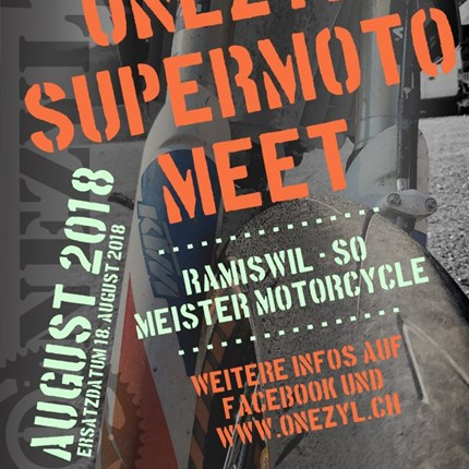 Onezyl Supermoto Meet Onezyl Supermoto Meet