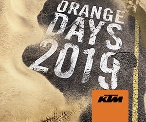Motorrad Termin KTM Orange Days 2019