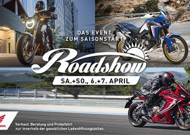 Motorrad Termin HONDA-ROADSHOW-2019
