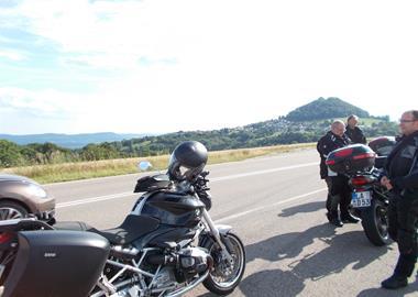 Motorrad Termin 2-Tagestour in die Schwäbische Alb