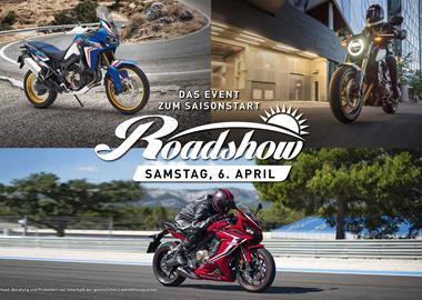 Motorrad Termin Roadshow 2019