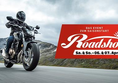Motorrad Termin Honda Motorrad Roadshow 2019 bei Fischer & Böhm in Solingen