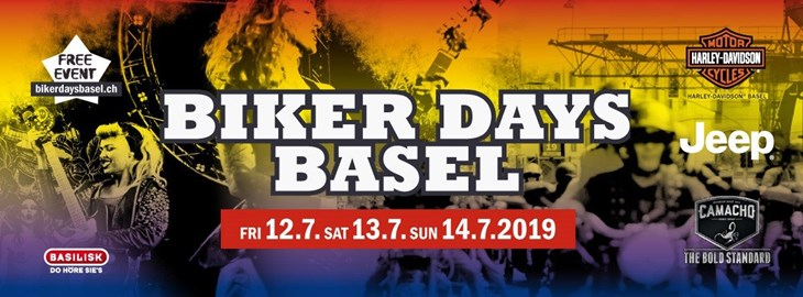 Motorrad Termin Biker Days Basel mit DIRECT PERFORMANCE