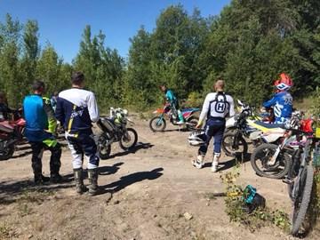 Motorrad Termin Nikolaus-Enduro-Training