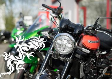 Motorrad Termin Kawa Drachenfest - Saisoneröffnung