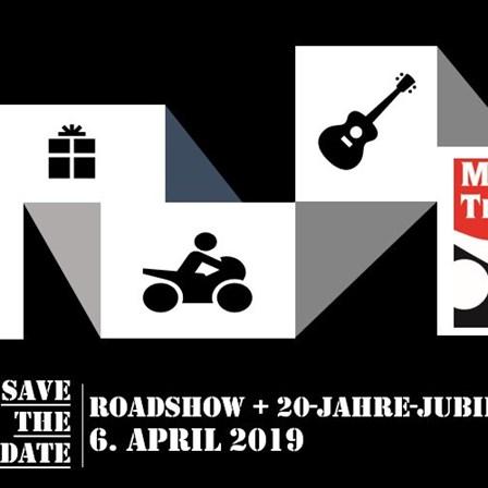 Roadshow + 20-Jahre-Jubiläumsfeier