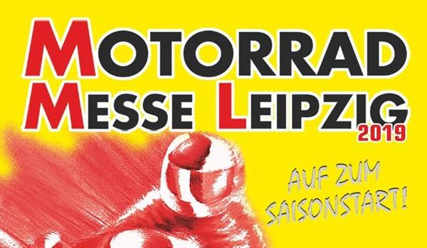 Triumph auf der Motorradmesse Leipzig