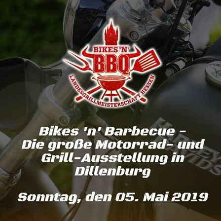 Honda Semmler bei Bikes 'n' Barbecue in Dillenburg