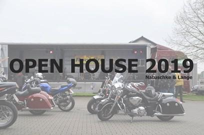 Motorrad Termin OPEN HOUSE 2019