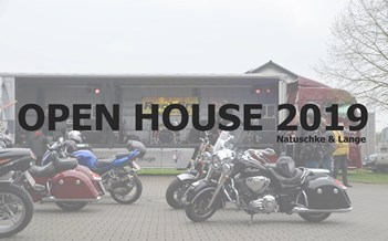 EVENTS OPEN HOUSE 2019
