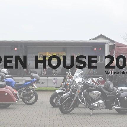 OPEN HOUSE 2019 Save the Date! Das Datum für unser OPEN HOUSE 2019 steht.Am Sonntag den 14.04.2019 wird die Band Könnnix bei uns spielen. Wir freuen uns auf die Ju...